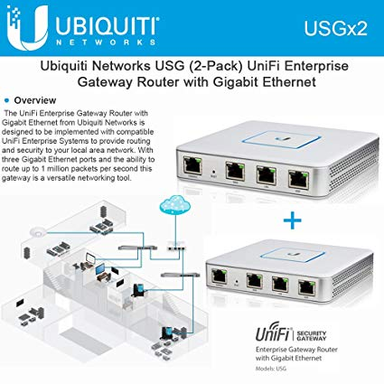 USG (Security Gateway)