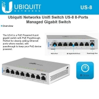 Ubiquiti UniFi Switch 8 (US-8)