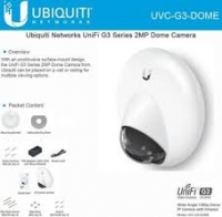 Ubiquiti UniFi Video Camera G3 Dome (UVC-G3-DOME)
